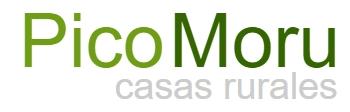 Logo apartamentos Pico Moru