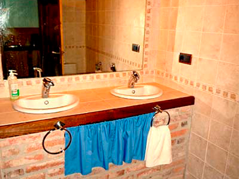 Baño apartamento 3