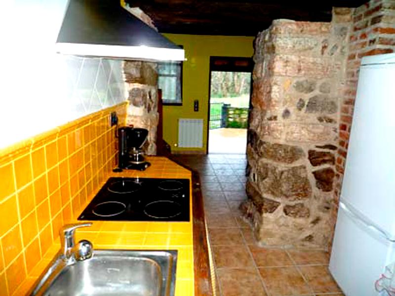 Detalle cocina apartamento 3